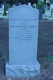 campbell lorne grave