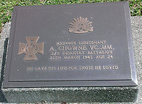 chowne grave