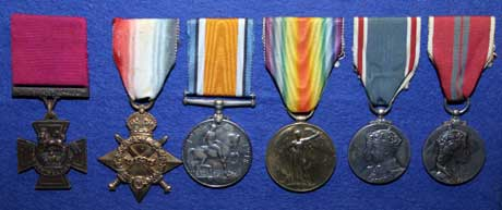 christian medals