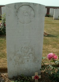 collings-wells grave