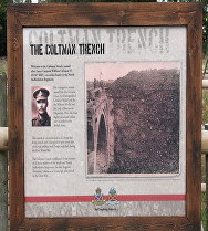 coltman trench sign
