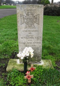 connolly grave