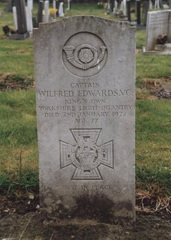 edwards wilfred grave