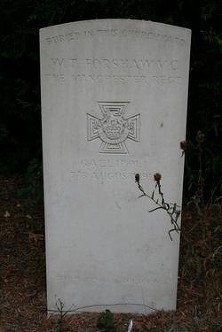forshaw grave