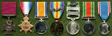 forshaw medals