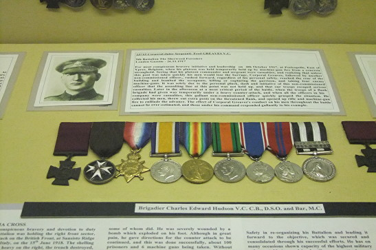 greaves medals