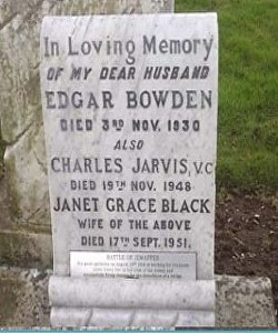 jarvis grave