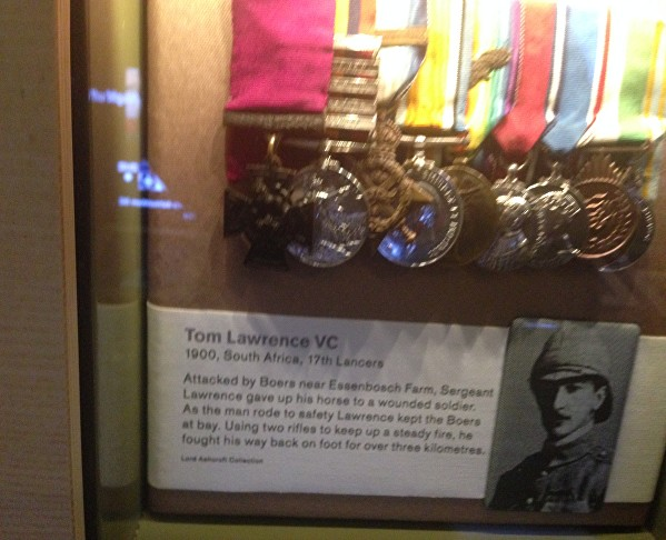 lawrence t vc