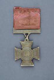schiess medal back