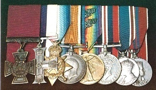 towner medals