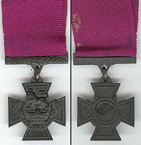 turner richard medal
