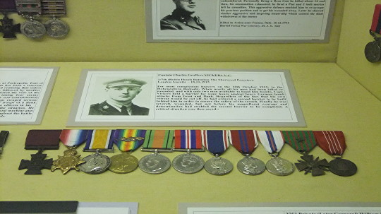 vickers medals