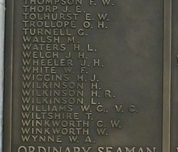 williams w c memorial