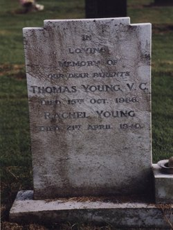 YOUNG THOMAS GRAVE