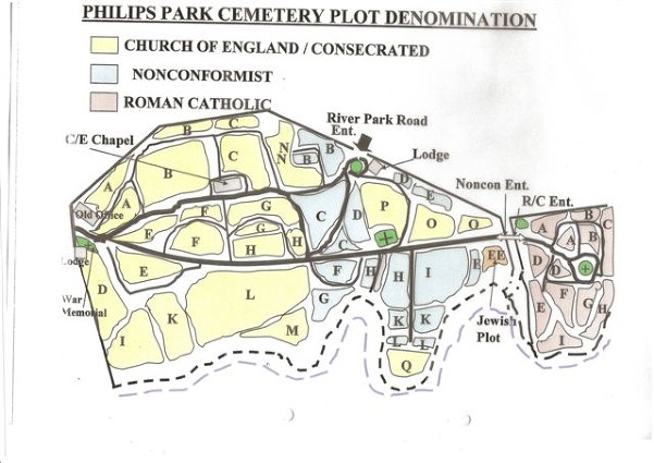 philips park cemetery manchester