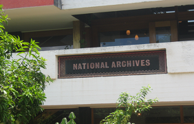 NATIONAL ARCHIVES OF ZIMBABWE