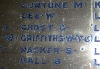 griffiths memorial south wales borderers