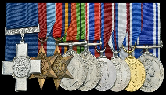 NAUGHTON MEDALS