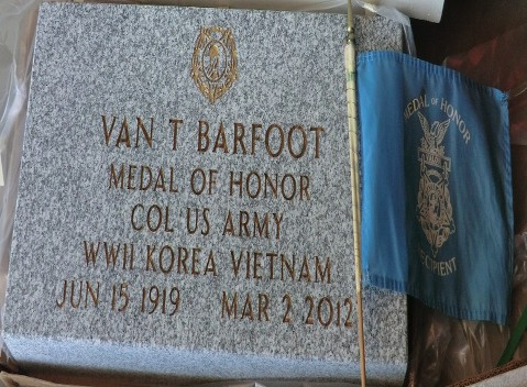 barfoot grave
