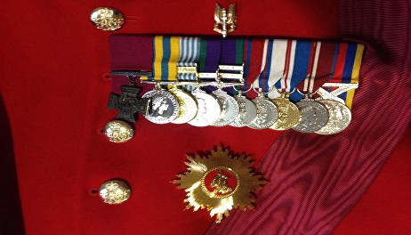 speakman medals