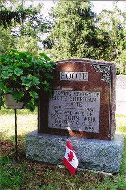 foote grave