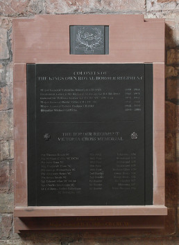 border regiment memorial carlisle