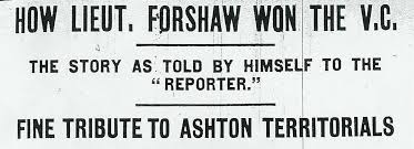 forshaw newspaper