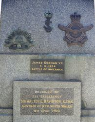 leichhardt war memorial