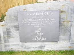 thomas harris close
