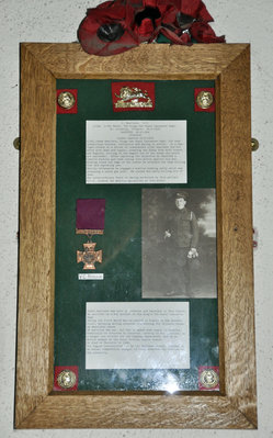 border regiment memorial