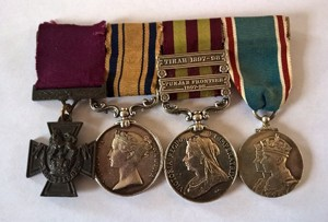hill-walker medals