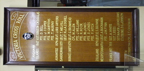 south wales regiment roll of honour