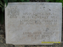 keneally grave