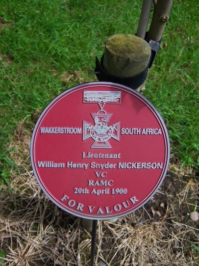 nickerson memorial