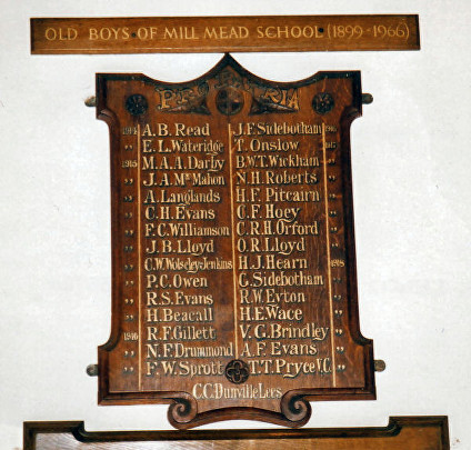 mill mead school shrewsbury