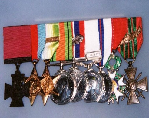 ryder red old iwm medals