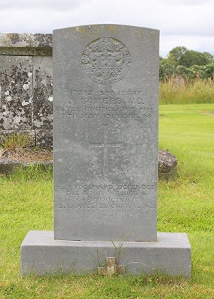 somers grave
