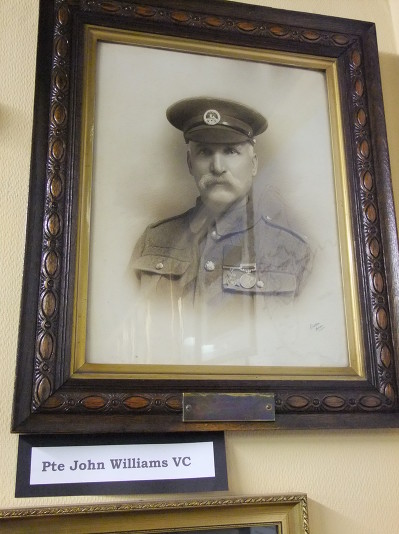 williams j portrait