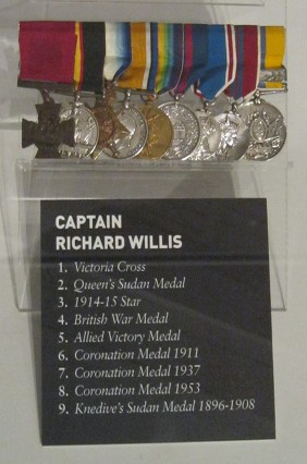 willis medals lancs fus