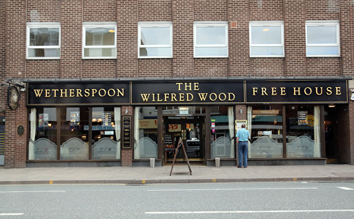 wilfred wood pub stockport