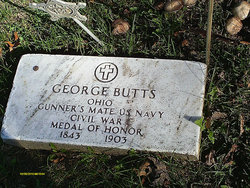 BUTTS G GRAVE