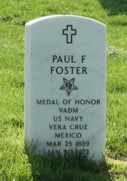 foster p f grave