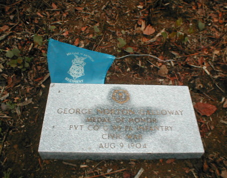 galloway g grave