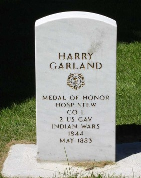 GARLAND H GRAVE
