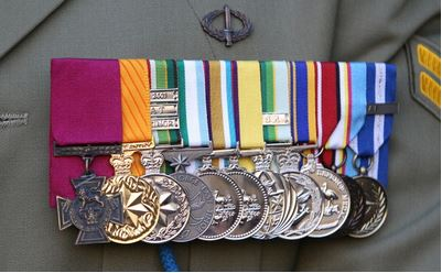 roberts-smith medals