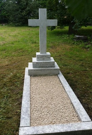 rogers r new grave