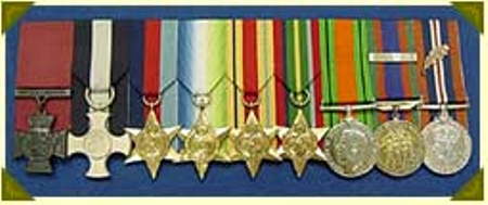 gray r h medals