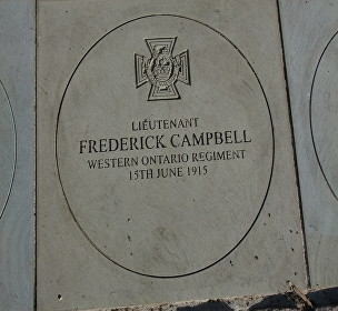 campbell frederick nma