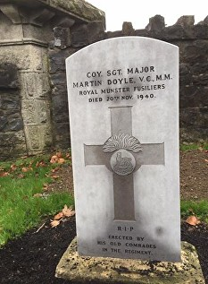 doyle m grave photo