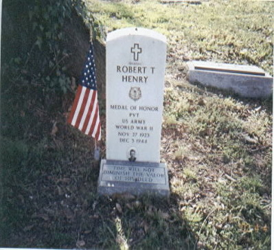 HENRY R T GRAVE
